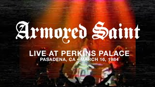 Armored Saint – Live at Perkins Palace in 1984 (FULL LIVE SHOW)