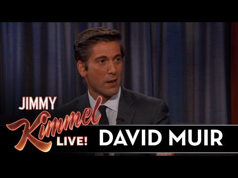 David Muir on White House Leaks