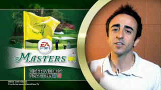Tiger Woods PGA Tour 12: The Masters - Xbox 360 Demo Walkthrough (2011) | HD