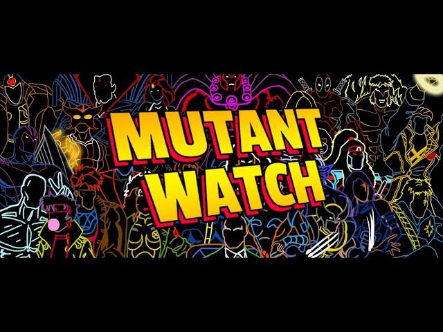 The Animated Series: Mutants on TV!!! ft Sandy Jimenez - Mutant Watch E021