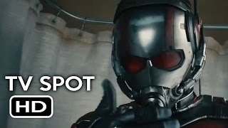 Ant Man TV Spot #9 (2015) Paul Rudd Marvel Movie HD