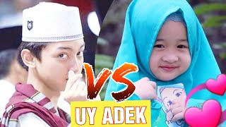 Download lagu OY ADEK JILBAB BIRU Aishwa Nahla Ft Guz Azmi dan Hafiz Ahkam