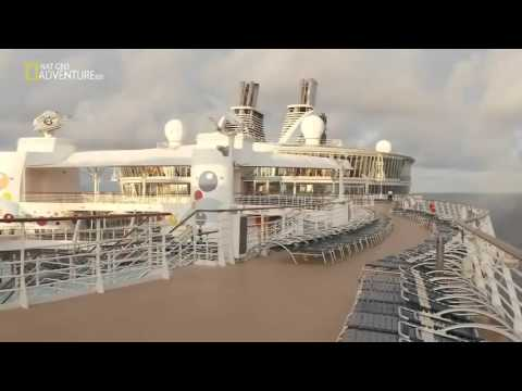 The Biggest Cruise Ships in the World  Full Documentary – Megafood