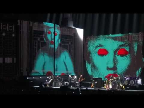 Roger Waters 'Pigs' Meadowlands, New Jersey Rehearsal Show May 21, 2017