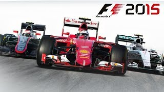 ???? F1 2015 Rozdaje klucze do gry | Gram na kierownicy #NAŻYWO - Na żywo