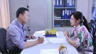 Quy trình phỏng vấn xin việc - Tình huống