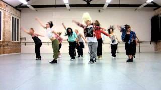 'Peacock' Katy Perry choreography by Jasmine Meakin (Mega Jam)