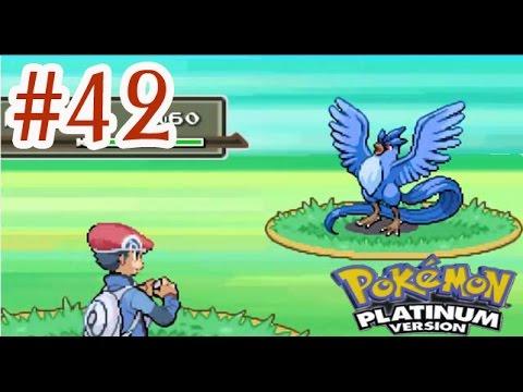 Pokemon Platinum - Battle Frontier #42 จับ ฟรีซเซอร์ โปเกม่อนในตำนาน