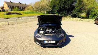 Mazda MX-5 ND MK4 SkyActiv - BBR Turbo Launch