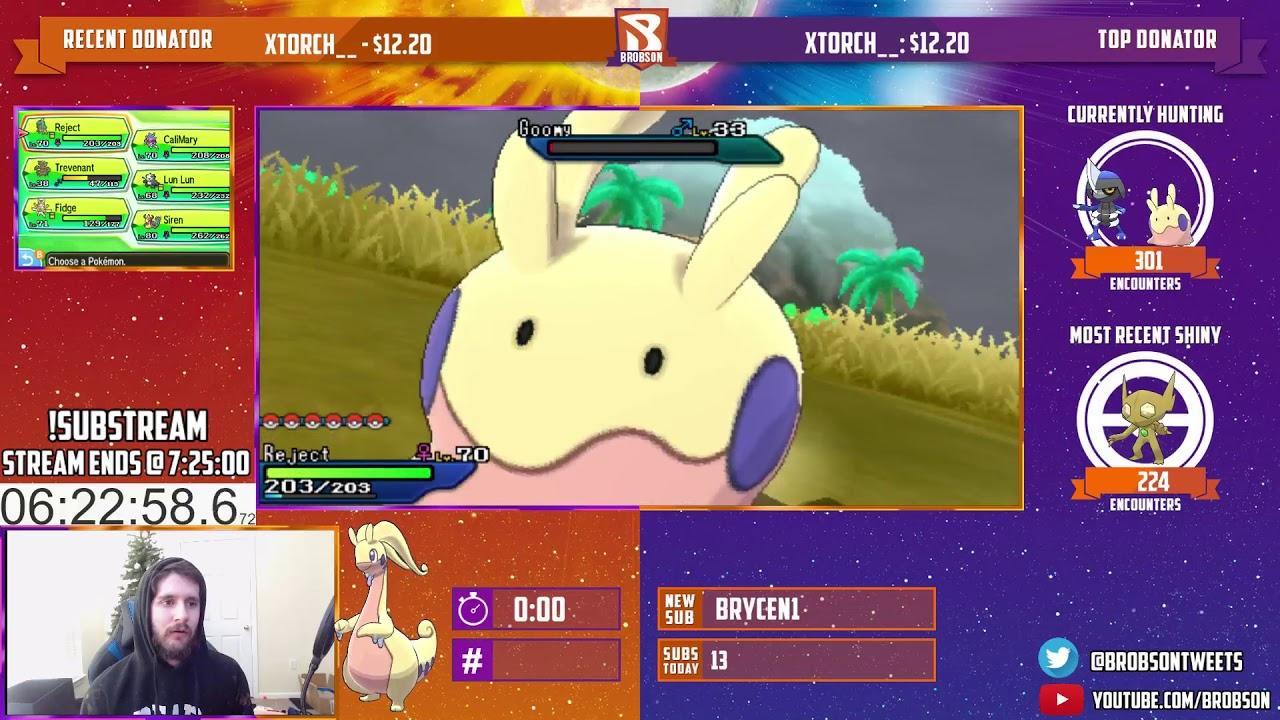 pokemon moon how to catch goomy