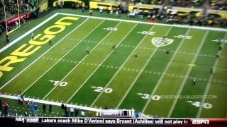 Oregon Highlights vs UCLA 10/26/2013