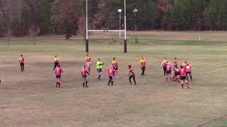 Ozark Tournament - 11/11/18 - Little Rock Women's Rugby VS Pitt State - 2nd Half