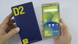 10 or D2 Budget Amazon Smartphone Unboxing & Overview