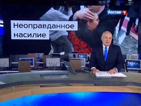 Корреспондентке ВГТРК в Минске заткнули рот