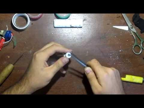 Как сделать роторную тату машинку 313