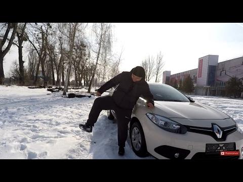 Test Drive/обзор/Renault Fluence 1.6(Белая Церковь)