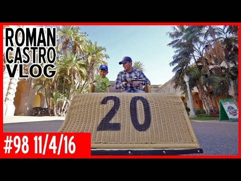 Balboa Park Explorer Pass, Museums, & Electriquette (Things To Do In San Diego): RC VLOG #98