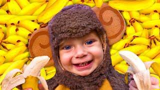 Maya and Mary | Bananas - Children Song
