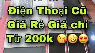 Thanh Lý Điện Thoại cũ giá rẻ Sony XZ1 Sony Z3 Not 7Fe Not5 iPhone 6s giá  học Xinh 30/05/2020