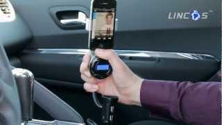 Автомобильный держатель LINCOS AF-712 для Apple iPhone(, 2012-06-18T10:27:17.000Z)