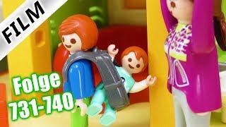Playmobil Filme Familie Vogel: Folge 731-740   Kinderserie   Videosammlung Compilation Deutsch