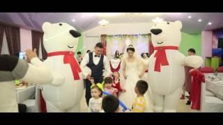Свадебный клип  Ерлан&Дана  Видеооператор Ринат Кокшетау 87751169193 снимаю элитную видео съемку
