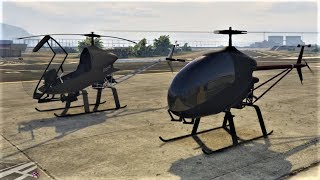 Our Nagasaki Havoc Helicopter Customization & CEO Review! Lets Play GTA5 Online E302