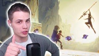 OLMIX СМОТРИТ: RISE  - League of Legends