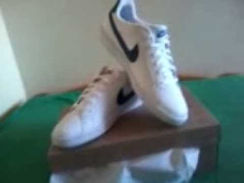 outlet store 9ec16 4a0ff UNBOXING BUTÓW NIKE COURT MAJESTIC