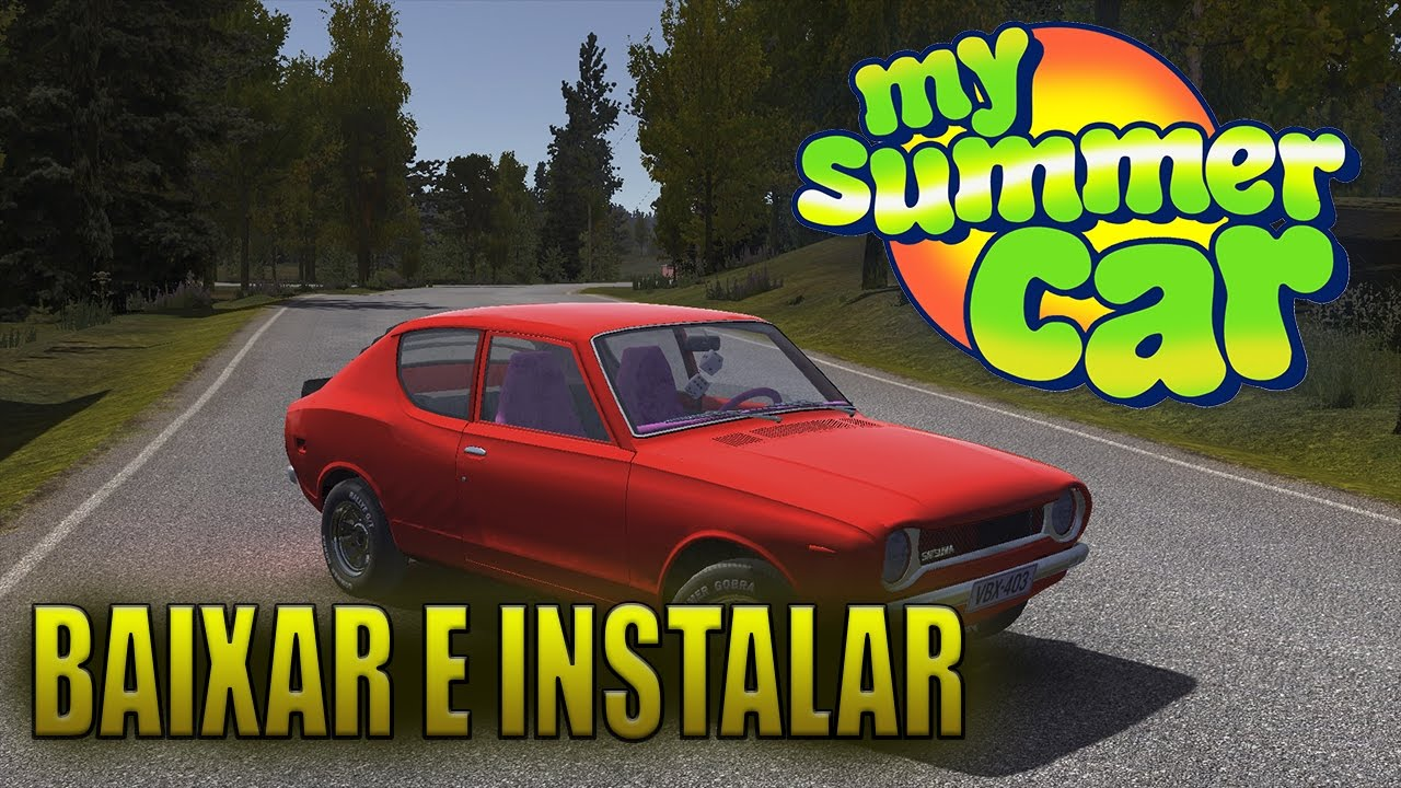 My Summer Car Game How To Make Car