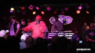 Funkmaster Flex on Kool Herc + Marley Marl