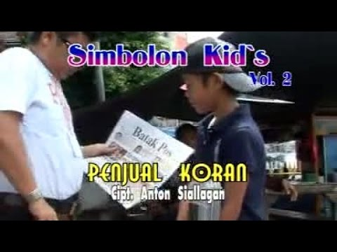 Simbolon Kids - Penjual Koran (Official Lyric Video)