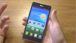 LG Optimus G. Реальный конкурент