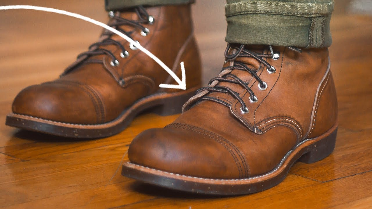 How to Make Sure Your Boots Fit - YouTube
