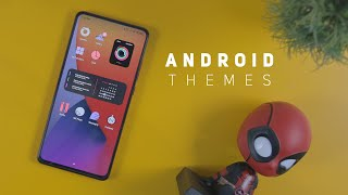 8 Best Android Themes of 2021 (Android Customization Like a PRO) screenshot 1