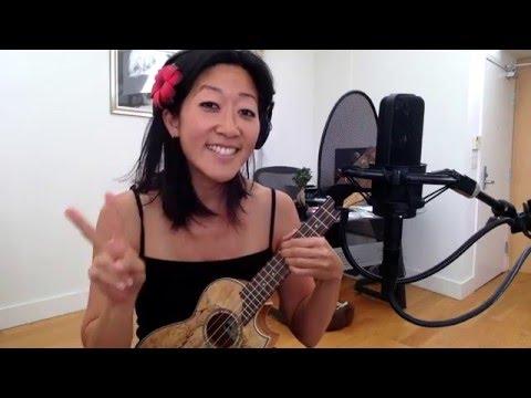 Day 58: Eternal Flame - Bangles ukulele cover // #100DaysofUkuleleSongs
