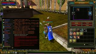 KnightOnLine #Diez DKS & Holy Knight upgrade denemesi ;)