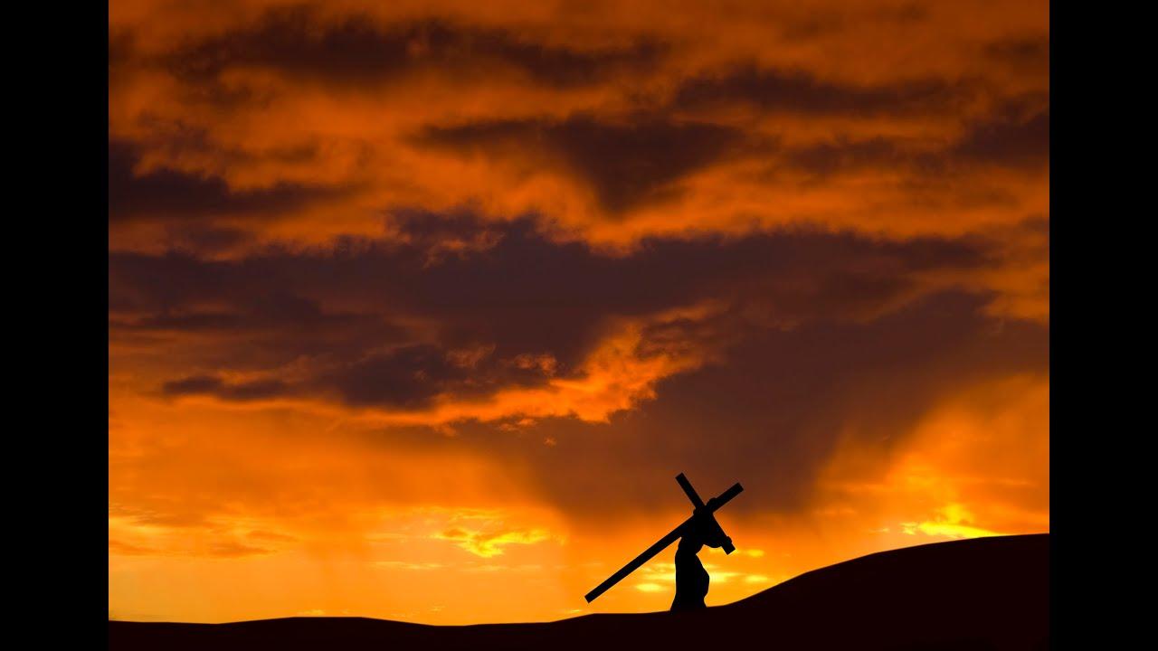 El Camino A La Cruz De Cristo