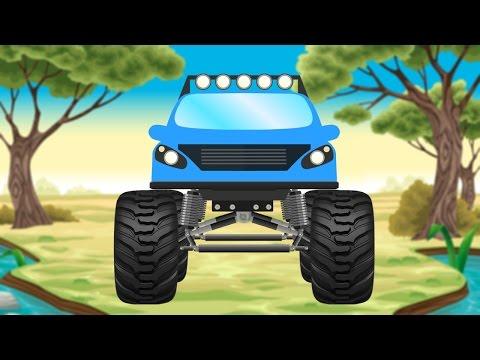 Мультфильм про большие машины смотреть онлайн