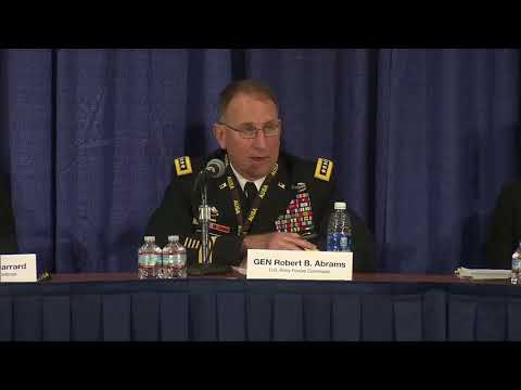 Contemporary Military Forum #1: Ready Now