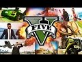 TOP 50 GREATEST MOMENTS IN GTA V (GameSprout)