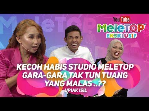 Dahsyat !  Gara-gara Tak Tun Tuang yang malas ..?? | Upiak Isil penyanyi Minang Sumatera Indonesia