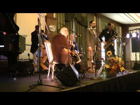 """SUNNY SIDE OF THE STREET"": MARTY GROSZ AND FRIENDS (Allegheny Jazz Party, September 20, 2014)"