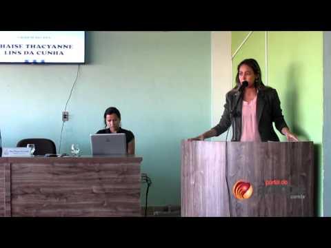 Thayse Thacyanne Lins da Cunha em 27 10