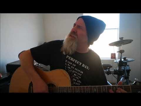 """Acoustic Remake of King Diamond's """"Abigail"""" for Open Mic Week 63 on steemit.com"""