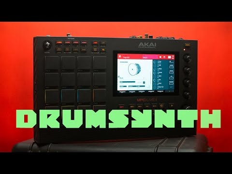 MPC DRUMSYNTH TUTORIAL