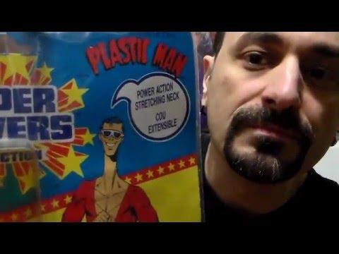 DC Super Powers Plasticman MOC & loose Plasticjunky