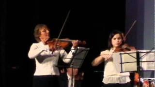 Serenata para cuerdas No 6 Mozart