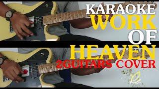Padi - Work Of Heaven Guitar Cover | Karaoke Padi - Work Of Heaven | OST Worldcup 2002 | THE SINGLE