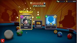 Win 50000 in 8 Ball Pool Just in 5 Minuts | Game Tricks